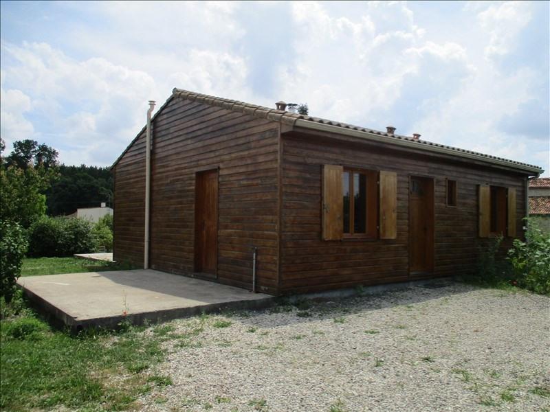 Rental house / villa St pardoult 585€ CC - Picture 2