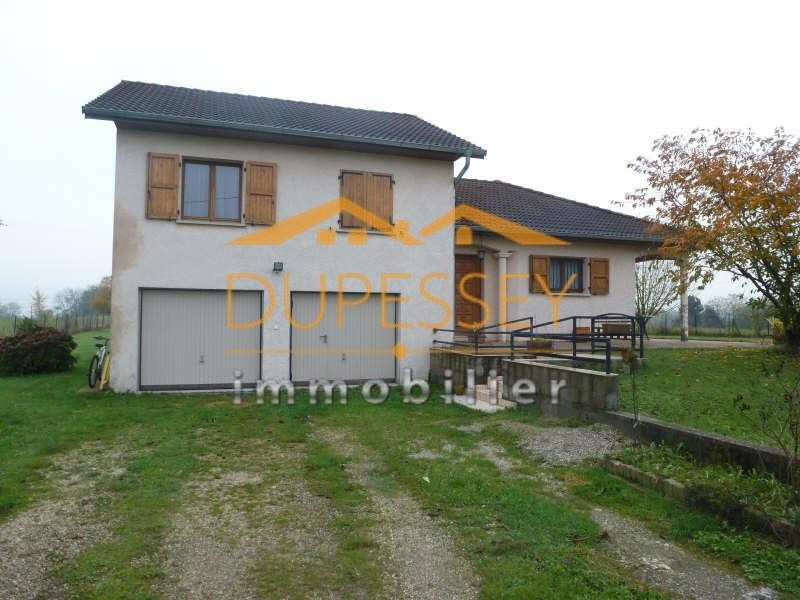 Vente maison / villa Fitilieu 225000€ - Photo 1