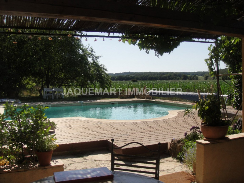 Vacation rental house / villa Lambesc 875€ - Picture 2