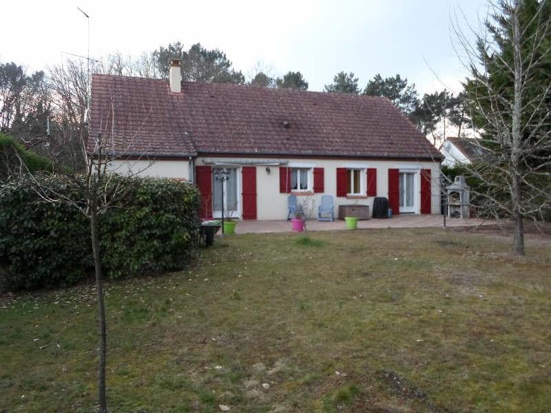 Vente maison / villa Gy en sologne 143100€ - Photo 2
