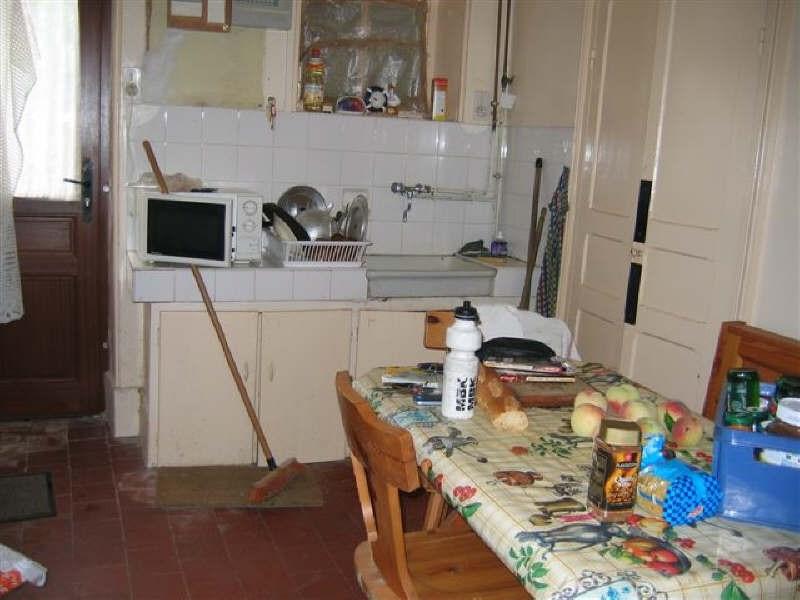 Sale house / villa Moux-en-morvan 80000€ - Picture 2