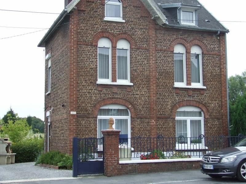 Vente maison / villa Maubeuge 141500€ - Photo 1