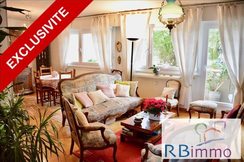 Vente appartement Bischheim 165000€ - Photo 1