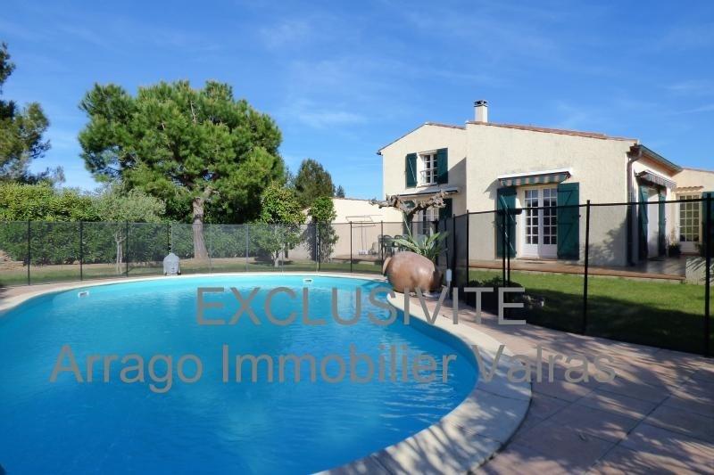 Deluxe sale house / villa Vendres 330000€ - Picture 1