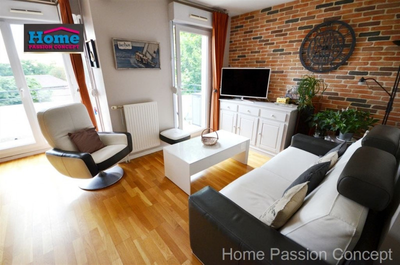Vente appartement Nanterre 324 000€ - Photo 2