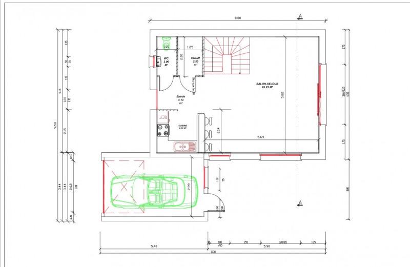 Vendita casa Sélestat 210000€ - Fotografia 6