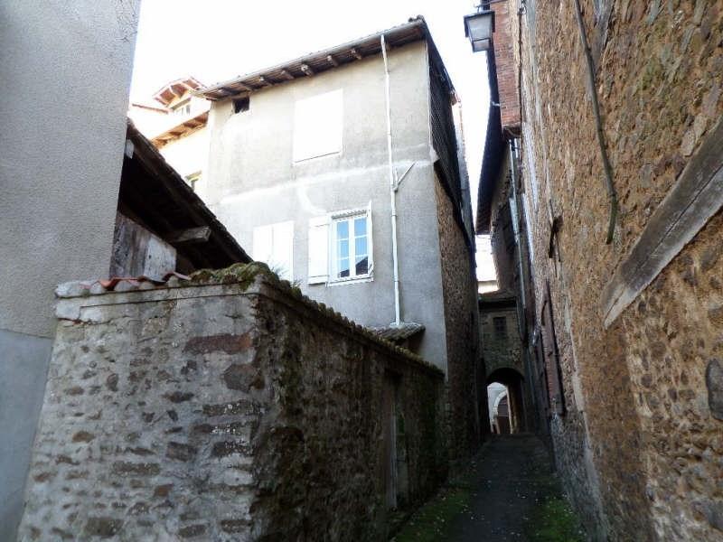 Sale house / villa St leonard de noblat 58000€ - Picture 8
