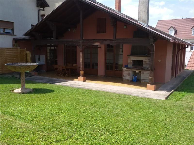 Vente maison / villa Saessolsheim 236380€ - Photo 1