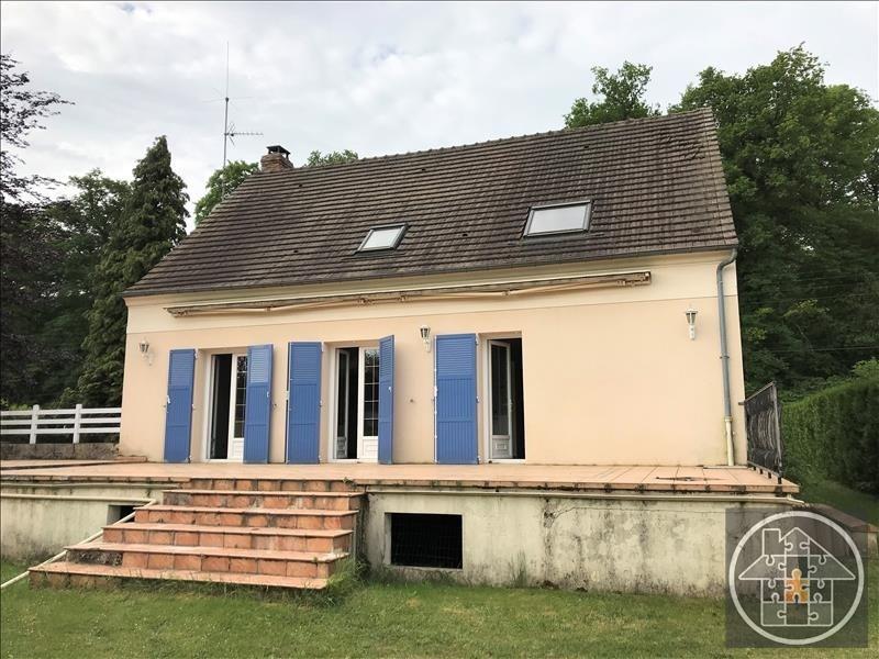 Sale house / villa Le plessis brion 315000€ - Picture 7