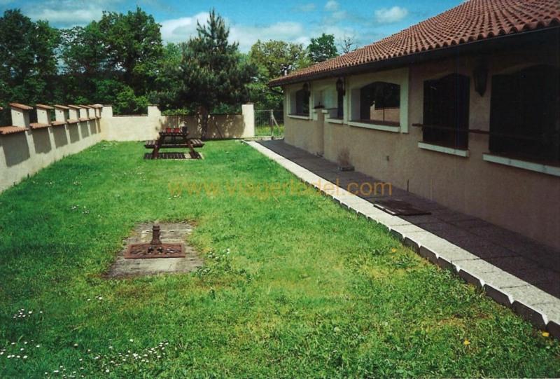 Vitalicio  casa Saint-bressou 65000€ - Fotografía 1