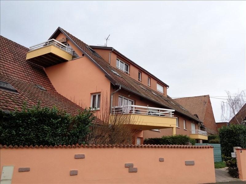 Affitto appartamento Mittelschaeffolsheim 790€ CC - Fotografia 1