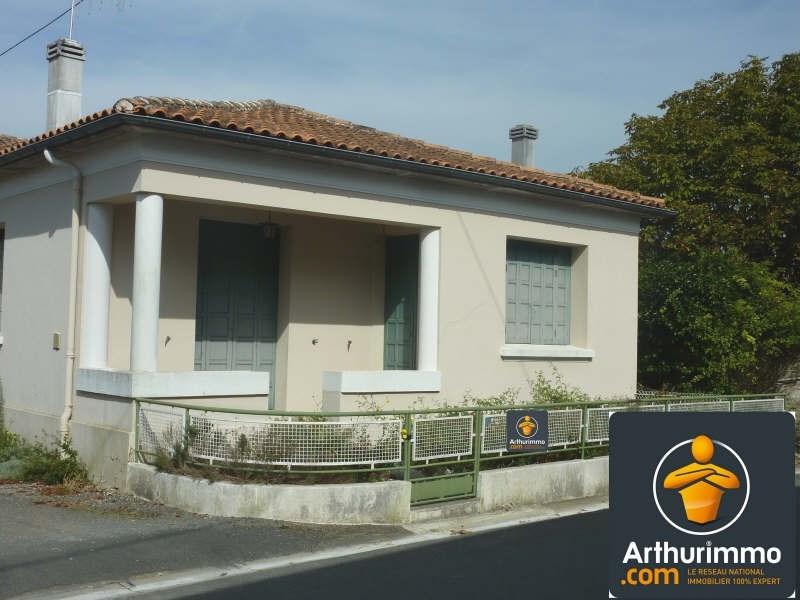 Sale house / villa Aigre 104000€ - Picture 3