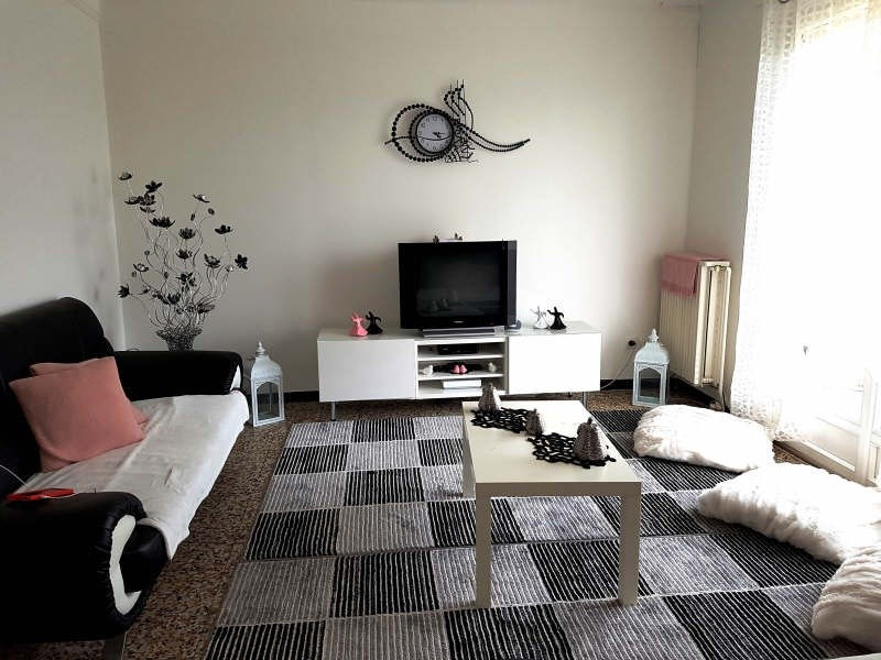 Rental apartment Salaise sur sanne 650€ +CH - Picture 1