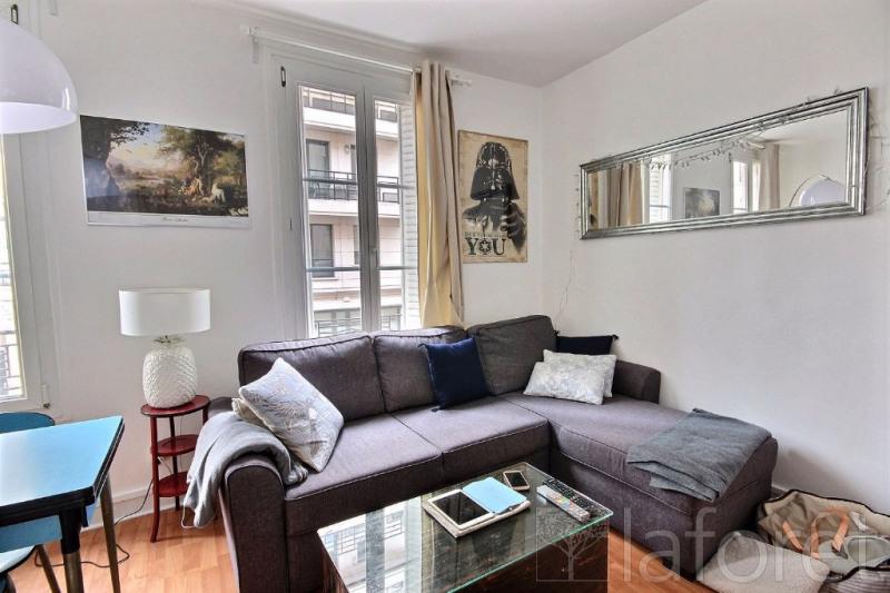 Vente appartement Levallois perret 345000€ - Photo 1