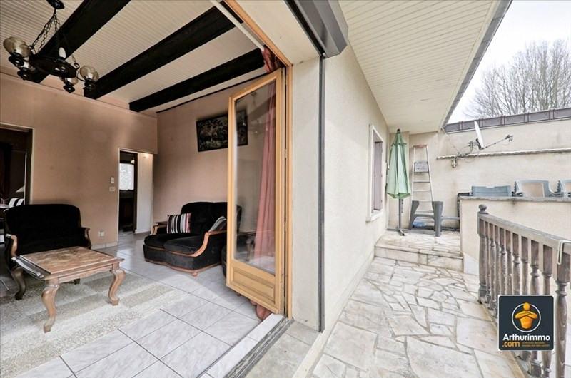 Vente maison / villa Villeneuve st georges 244000€ - Photo 4