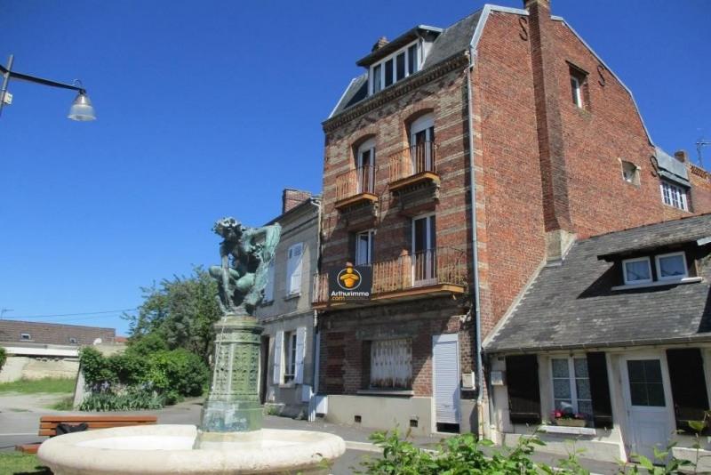 Sale house / villa Villers cotterets 133500€ - Picture 1