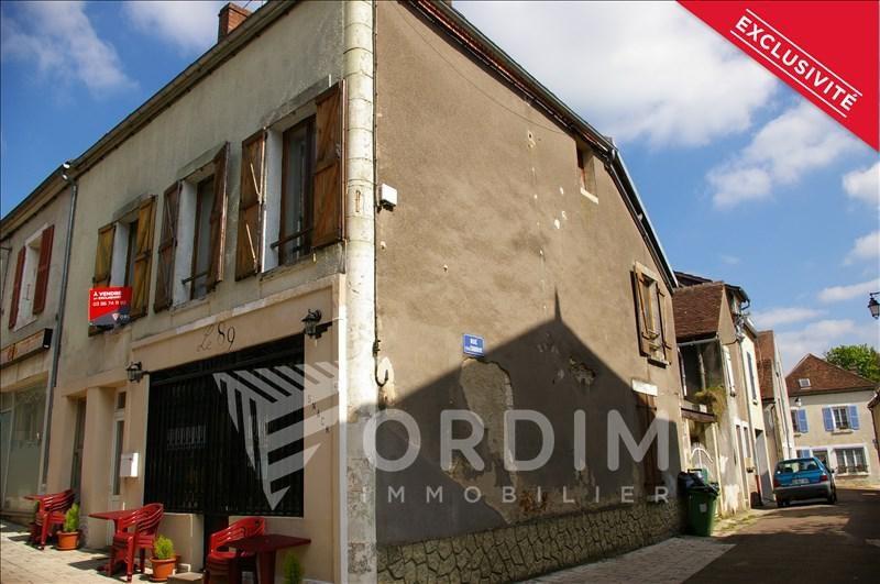 Investment property house / villa St sauveur en puisaye 49500€ - Picture 1