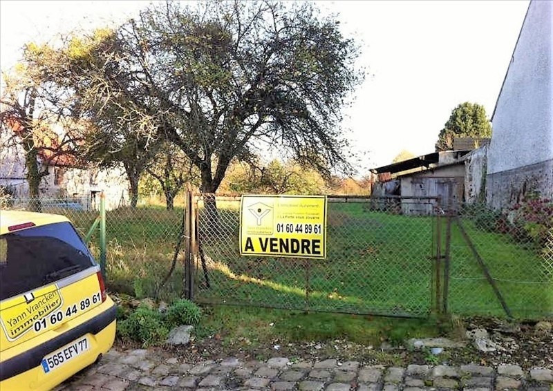 Vente terrain La ferte sous jouarre 58 000€ - Photo 1