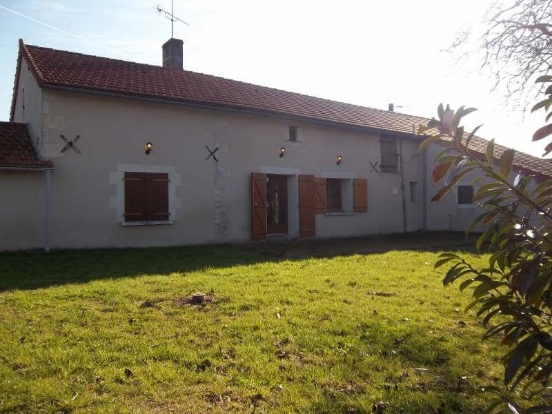 Vente maison / villa Secteur chauvigny 141000€ - Photo 2