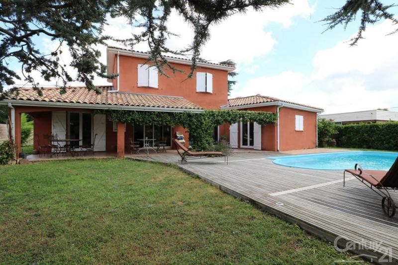 Vente maison / villa Tournefeuille 500000€ - Photo 1