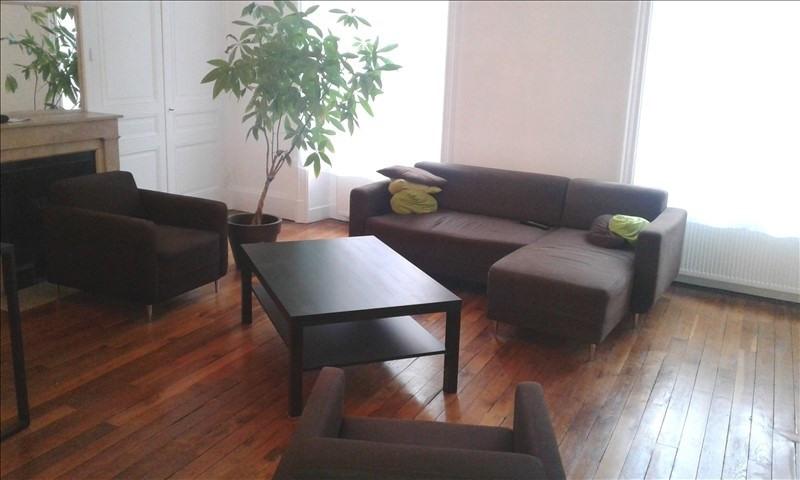 Verhuren  appartement Villeurbanne 577€ CC - Foto 2