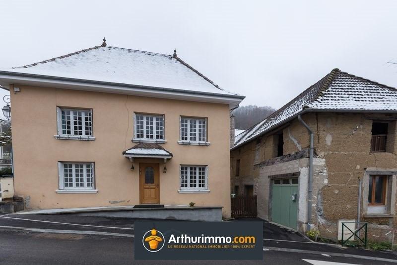Vente maison / villa St chef 179320€ - Photo 1