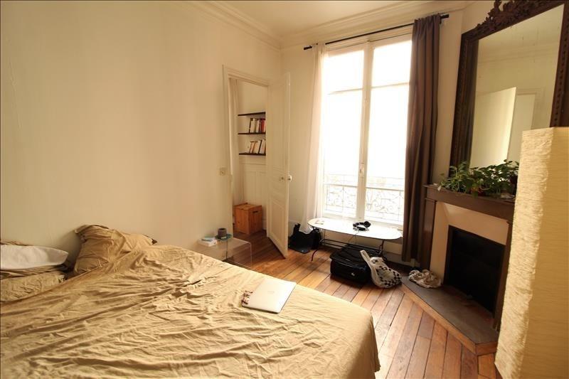 Rental apartment Paris 19ème 1199€ CC - Picture 2