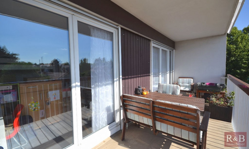 Vente appartement Plaisir 215000€ - Photo 1