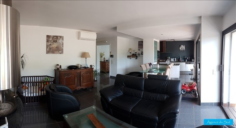 Vente maison / villa La bouilladisse 440000€ - Photo 3