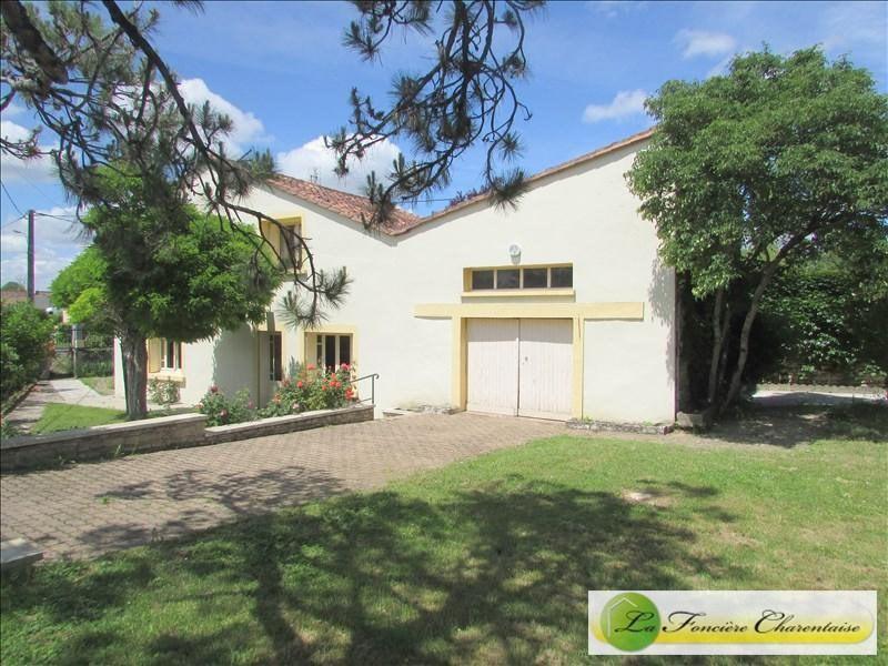 Vente maison / villa Aigre 71500€ - Photo 2