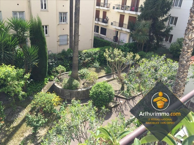 Sale apartment Nice 241 500€ - Picture 1