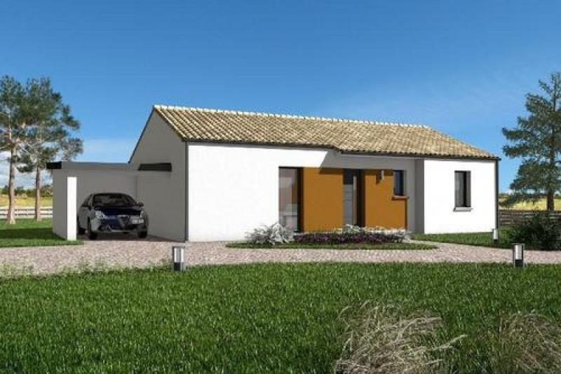 Maison  4 pièces + Terrain 648 m² Coron par maisons PRIMEA
