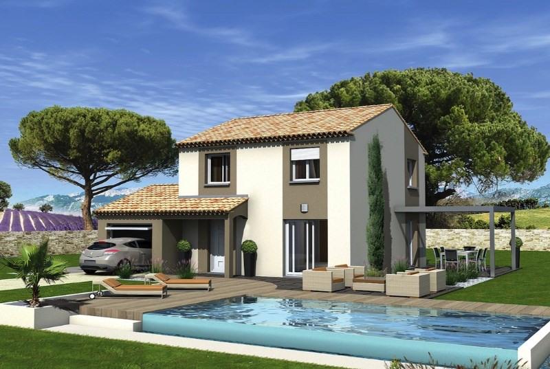 Maison  4 pièces + Terrain 1224 m² Buis-les-Baronnies par MAISONS PUNCH
