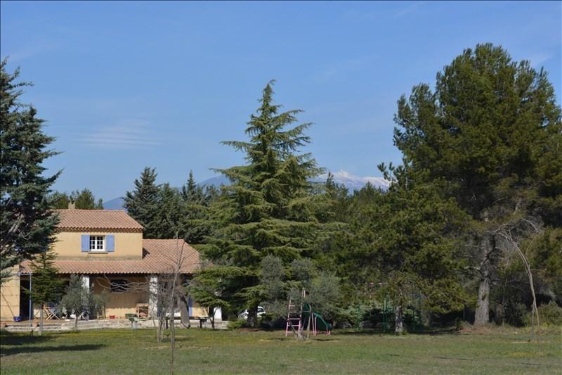 Immobile residenziali di prestigio casa Carpentras 599000€ - Fotografia 2