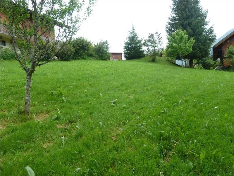 Vente terrain Le biot 109000€ - Photo 2