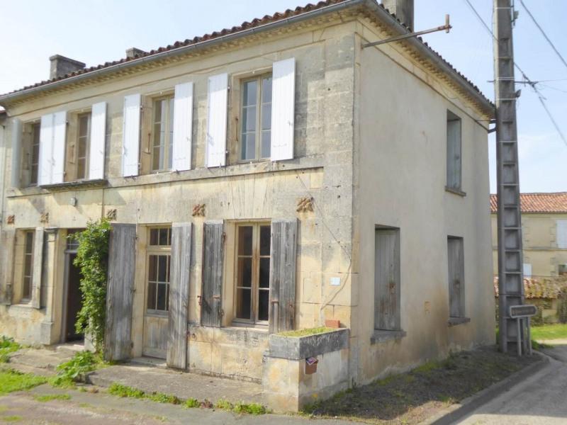 Vente maison / villa Cherves-richemont 96750€ - Photo 16