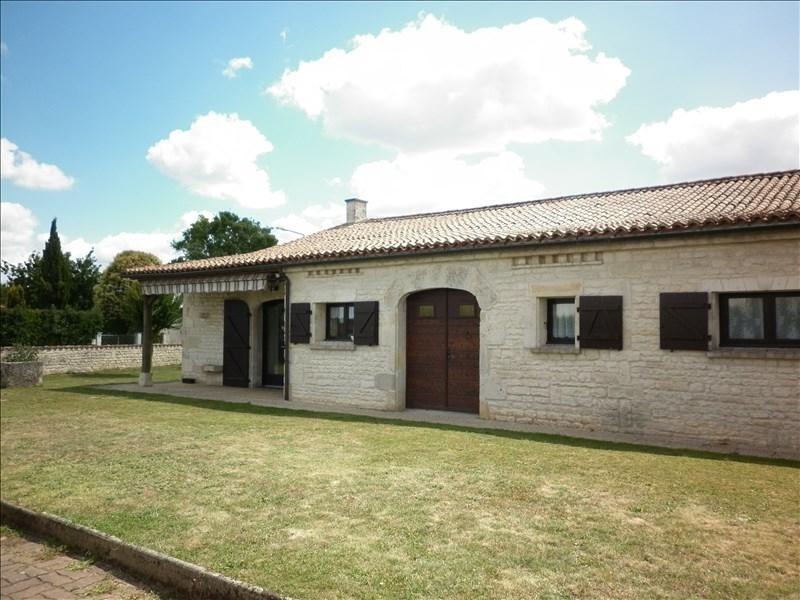 Vente maison / villa Aigrefeuille d aunis 301158€ - Photo 1