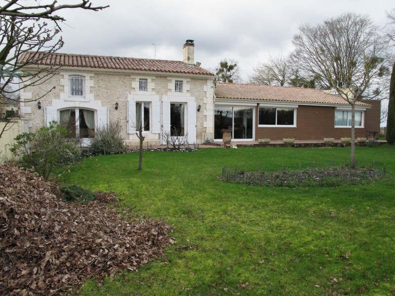 Vente de prestige maison / villa Chevanceaux 319 000€ - Photo 1