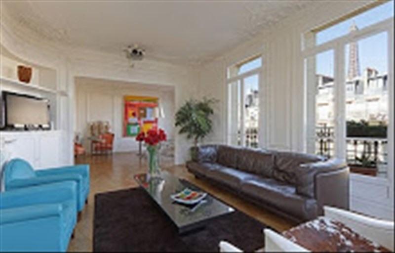Rental apartment Paris 7ème 7400€ CC - Picture 4