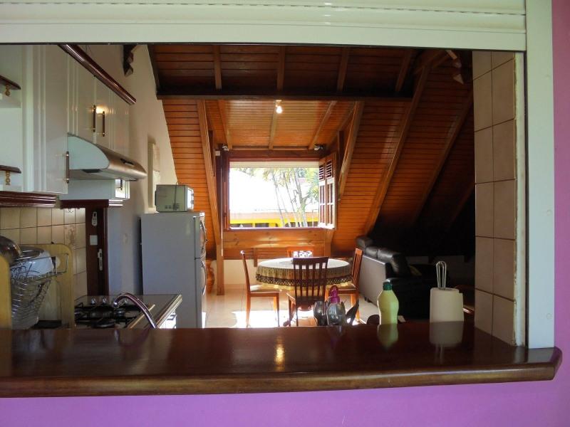 Rental apartment Capesterre belle eau 680€ CC - Picture 2