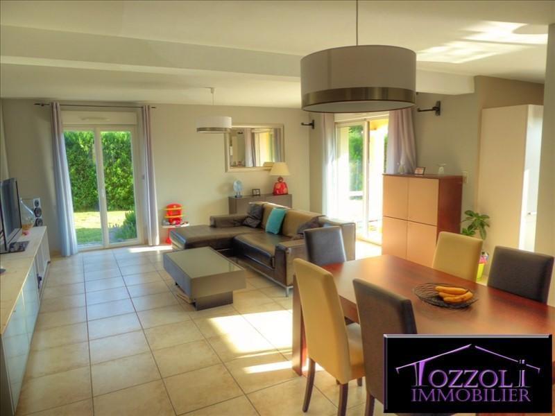 Sale house / villa Villefontaine 334000€ - Picture 4