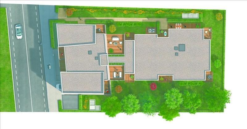 Vente appartement Ferney voltaire 335000€ - Photo 4