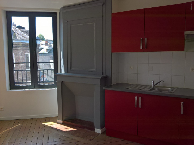Rental apartment Honfleur 445€ CC - Picture 2