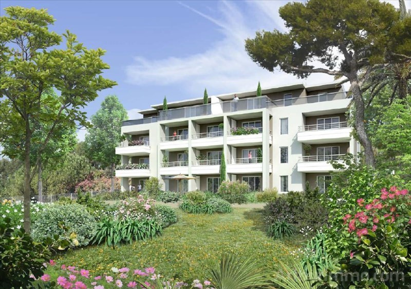 Vente appartement Antibes 385 000€ - Photo 3