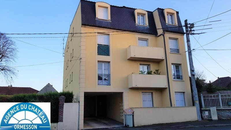Vente appartement Pontault combault 166 000€ - Photo 1
