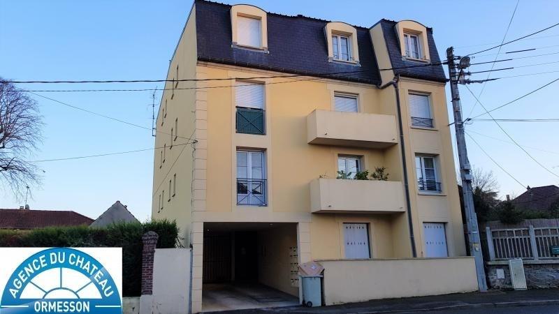 Sale apartment Pontault combault 166000€ - Picture 1
