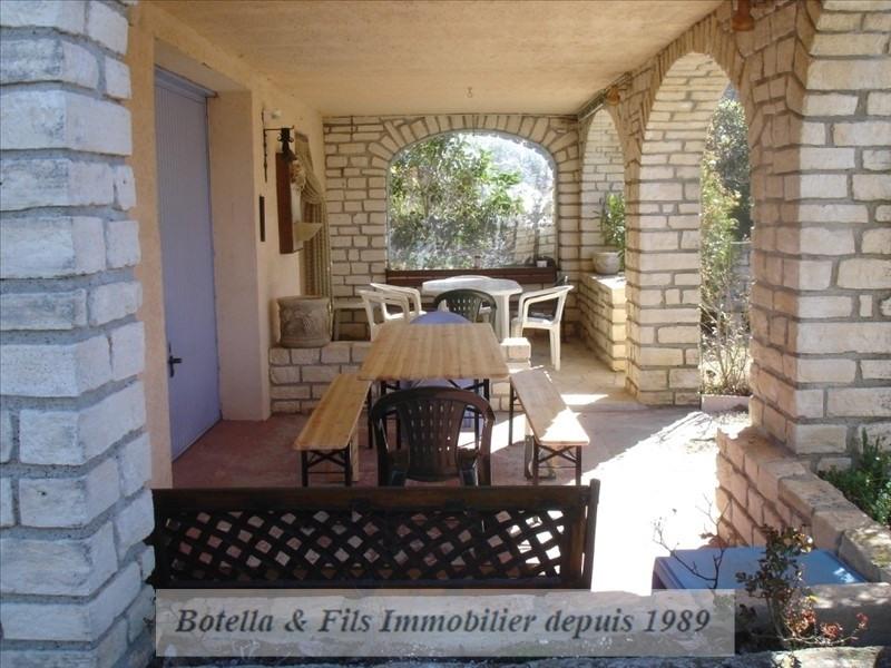 Sale house / villa Barjac 288000€ - Picture 9