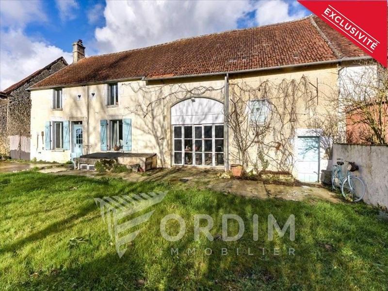 Vente maison / villa Saint amand en puisaye 96000€ - Photo 1