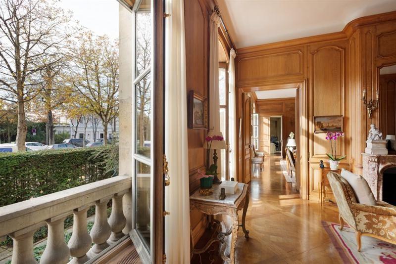 Verkoop van prestige  appartement Paris 8ème 12500000€ - Foto 4