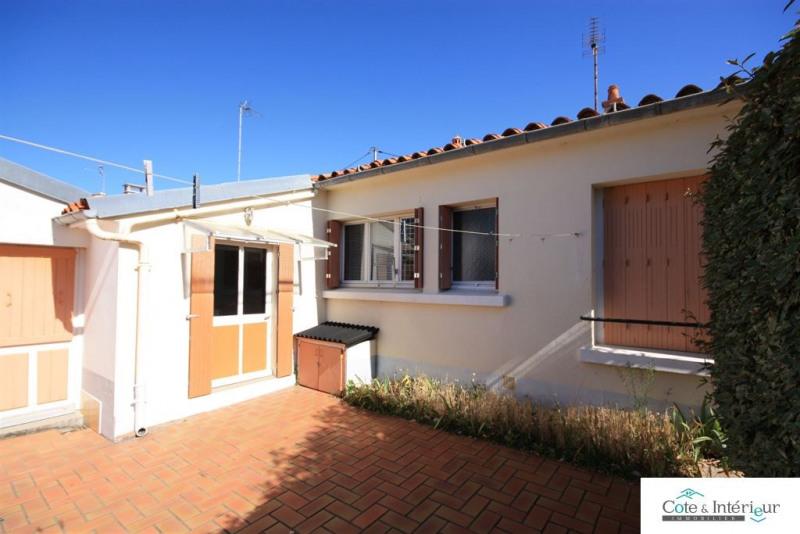 Vente maison / villa Les sables d olonne 210000€ - Photo 1